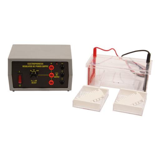 Bild på Elektrofores labbstation