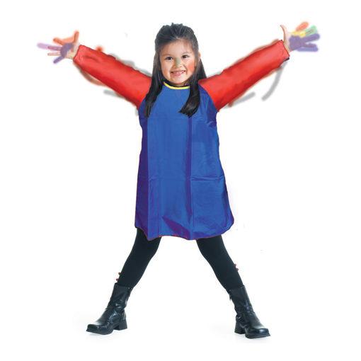 Bild på Skyddsförkläde med armar 5-8 år