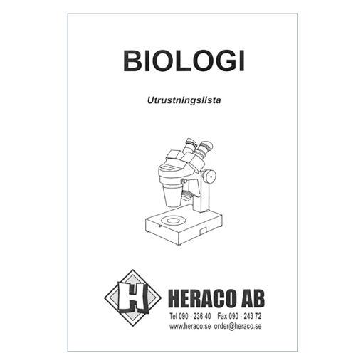 Bild på Utrustningsförslag Biologi