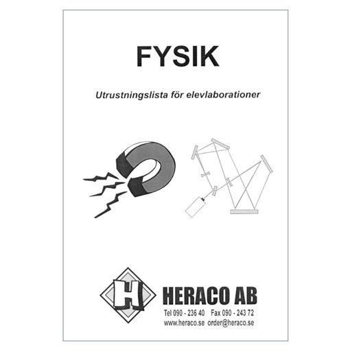 Bild på Utrustningsförslag Fysik