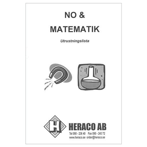 Bild på Utrustningsförslag F-6 No