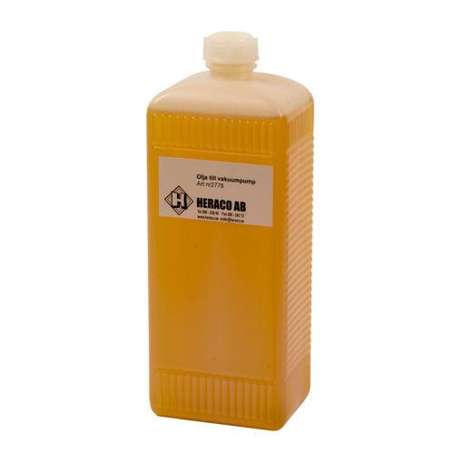 Bild på Olja till vakuumpump /1000 ml