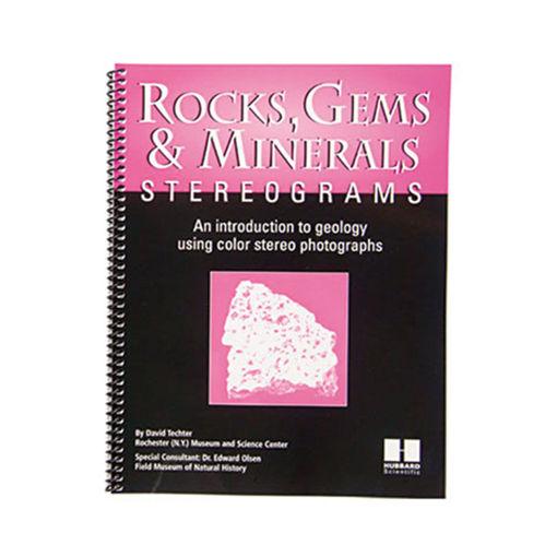 Bild på Stereobok Berg & Mineraler