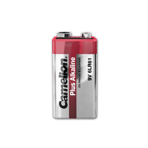 Bild på Batteri 9V 6LR61 /6st